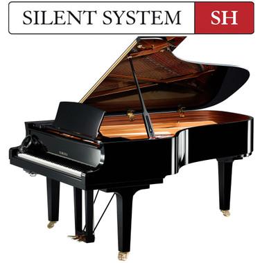 "Yamaha C7X SH 7'7"" Silent Grand Piano"