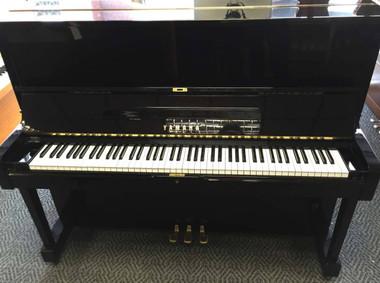 Yamaha U1 Black Upright Piano