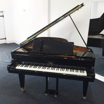 "Rud Ibach F-11 6'2"" Black Gloss Grand Piano"