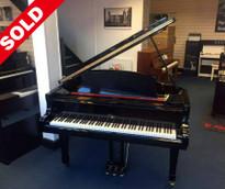 """Weber G157 5'3"""" Grand Piano"""
