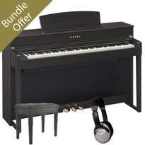 Yamaha CLP-675 Clavinova Digital Piano