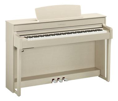 Yamaha CLP675 White Ash Digital Piano