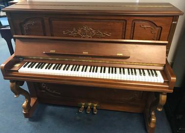 Samick SU600 Upright Piano
