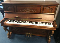 Samick SU600 Upright Piano