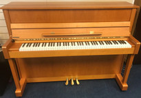 Schimmel Vs Yamaha Upright