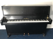 Schimmel Black Satin Upright