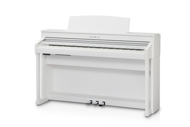Kawai CA78 White Satin Digital Piano