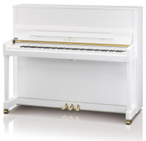 Kawai K300 White Polish from Sheargold Pianos
