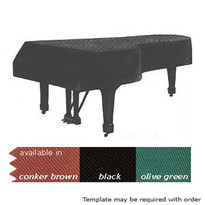 Basic Cotton Grand Piano Covers