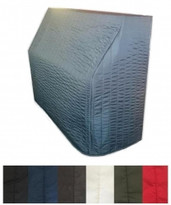 Quilted Upright Piano Cover