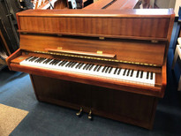 Reid Sohn S108 Mahogany Satin Upright Piano