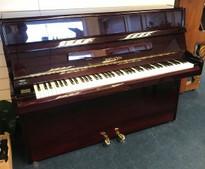 Reid Sohn S108S Mahogany Gloss Upright Piano