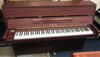 Pre-owned Yamaha E108 Mahogany Satin Upright Piano