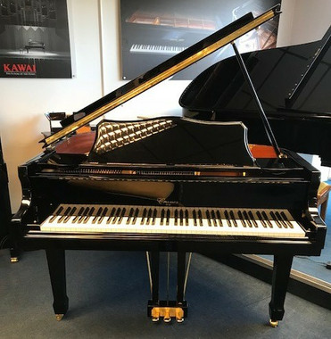 """Pre-owned Cranes CS-142 Baby Grand 4'7"""""""