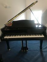"""Ex-Show House Samick SIG54  5'4"""" Grand Piano"""