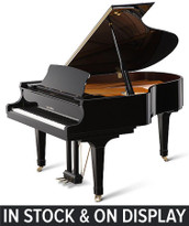 Kawai GX3 grand piano from Sheargold Pianos on display and available to try