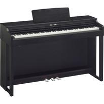 Yamaha CLP525B Black Satin Clavinova digital piano