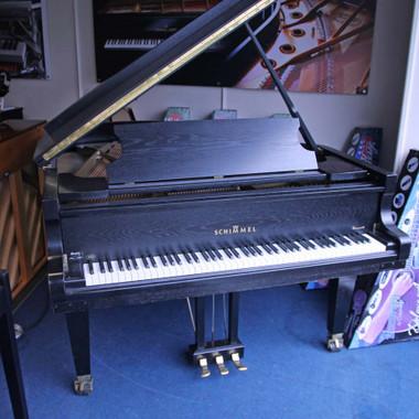"""Ex Hire Schimmel 182S 6'2"""" Grand Piano"""