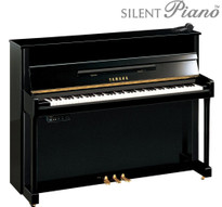 Yamaha B2SG2 Silent Upright Piano