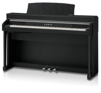 Kawai CA67 Digital Piano in Premium Black Satin