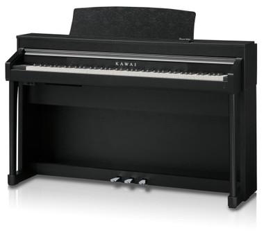 Kawai CA67 Digital Piano in Premium Black Satin