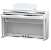 Kawai CA67 Digital Piano in Premium White Satin