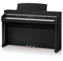 Kawai CA97 Digital Piano in Premium Black Satin from Sheargold Music