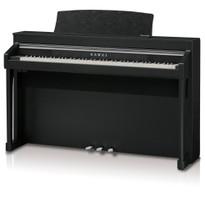 Kawai CA97 Digital Piano in Premium Black Satin from Sheargold Music