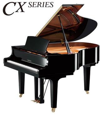 """Yamaha C2X 5'8"""" grand piano from Sheargold Pianos"""