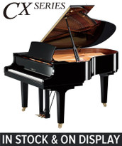 "Yamaha C3X 6'1"" grand piano from Sheargold Pianos"