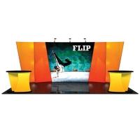 Formulate Flip Fabric Displays