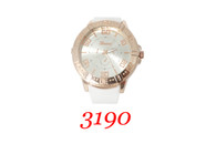 3190 Ladies Silicone Band Watch