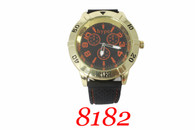 Hype. Men's Silicone Band Watch