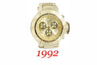 1992 Men's Metal Watch