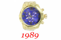 1989 Men's Metal Watch