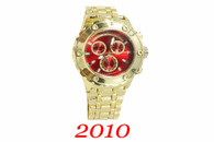 2010 Men's Metal Watch