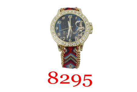 Ladies Pull String Band Watch