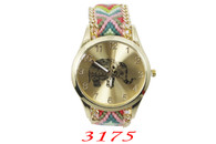 3175 Ladies PullString Band Watch