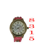 8315 Ladies Silicone Chain Watch