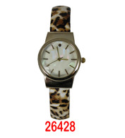 26428 Ladies Cheetah Bangle