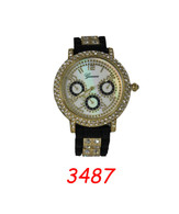 3487 Ladies Silicone Bullet Band