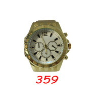 359 Mens Mesh Metal Band Watch
