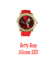 Betty Boop Silicone 1001