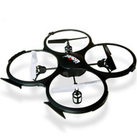 UDI U818A-HD 2.4GHz 4 CH 6 Axis Gyro Headless RC Quadcopter