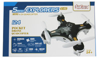 SBego Explorers 2.4G Mini 4 CH Quadcopter