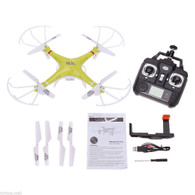 F801c First Peson View 4 CH Remote Control Quadcopter
