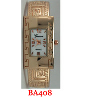 BA408 Geneva Ladies Bangle Watch