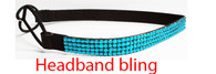 Ladies Headband lanyard bling