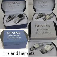 Geneva His and hers sets