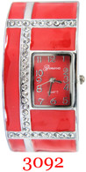 BS3092 Geneva Ladies Bangle Watch